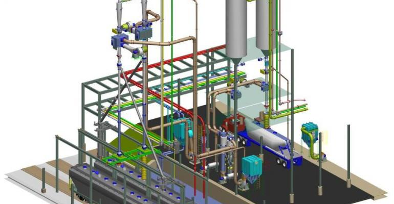 PET Producer Orders Pelletron's Pellcon3 Pneumatic Transfer System for New Plant