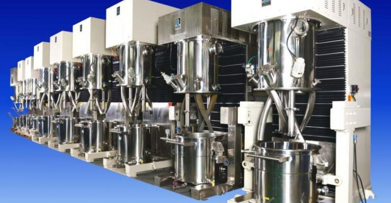 Ross Completes 1000th Planetary Dual Disperser