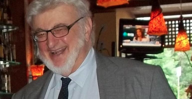 The late Edward Weisselberg, former president of Wyssmont Company, Inc.