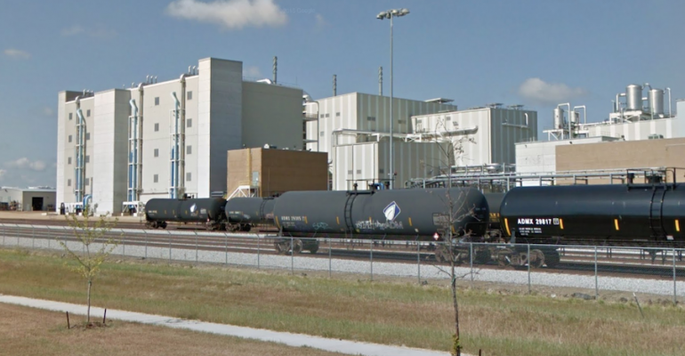 The ADM dry grind plant in Cedar Rapids, IA. Image courtesy of Google Maps