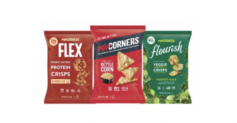 PepsiCo is buying BFY Brands, a maker of PopCorners brand better-for-you snacks. Image courtesy of PepsiCo