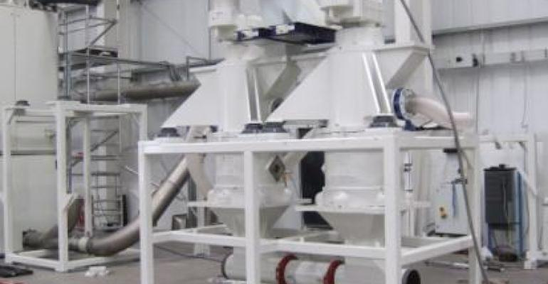 Fitzpatrick Appointed Exclusive Distributor of Patented Powder Milling Technology