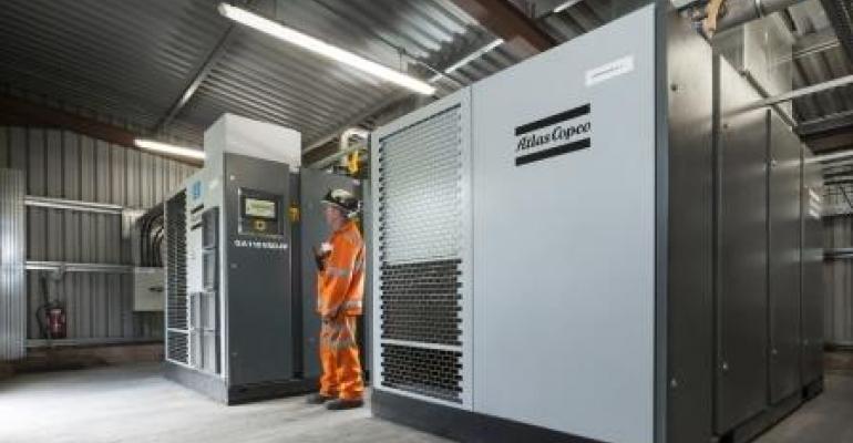 Atlas Copco Compressors Play Major Role in Coal Mine