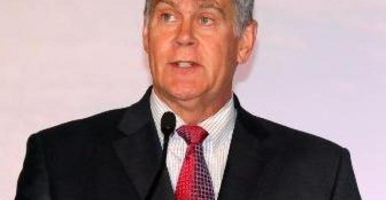 Harold Cooper, ARA chairman