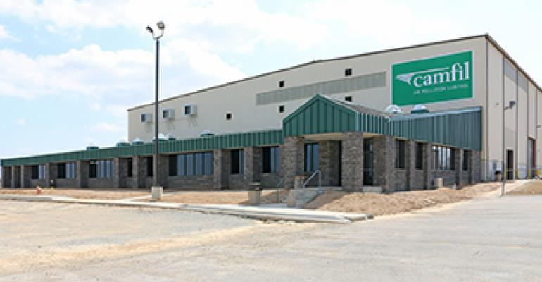 Camfil APC Expands Headquarters, Opens New Facility