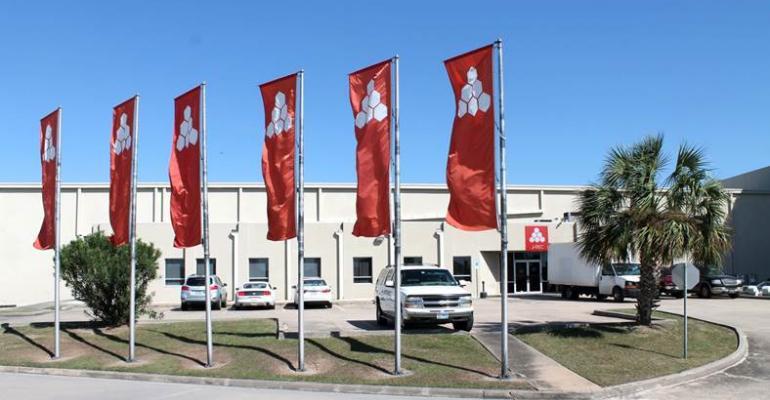 J-Tec Material Handling has been established in Houston.