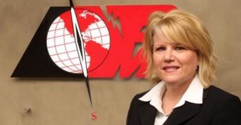 Jana Davis, chief operating officer, Bunting Magnetics Co.