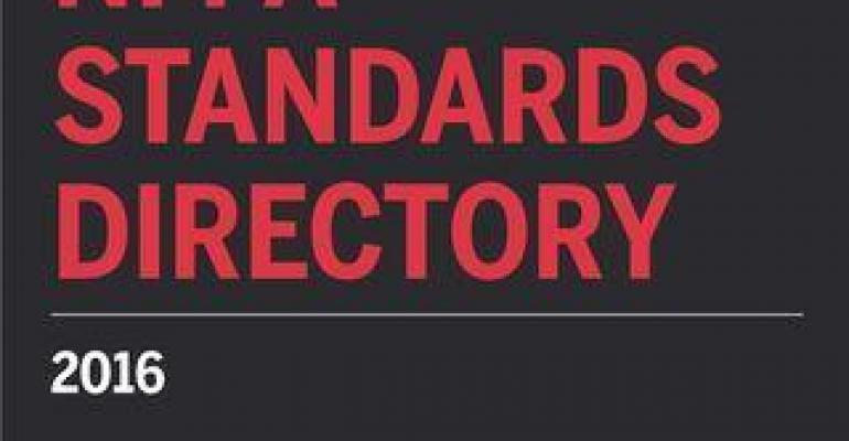2016 NFPA Standards Directory