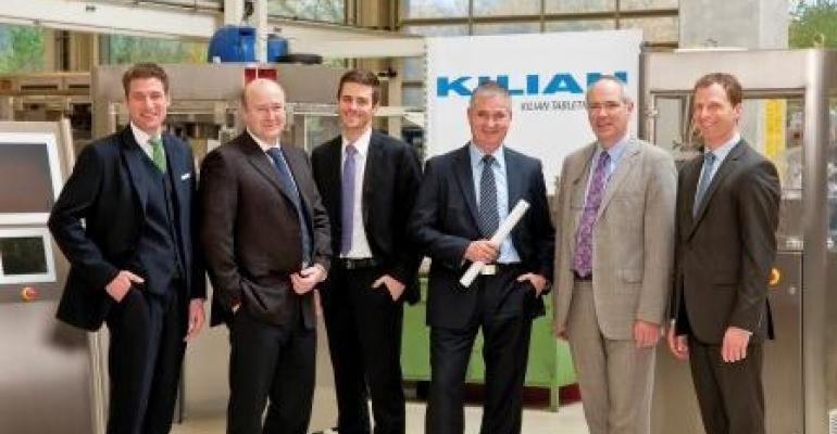 Romaco Group Completes Takeover of Kilian Tableting GmbH