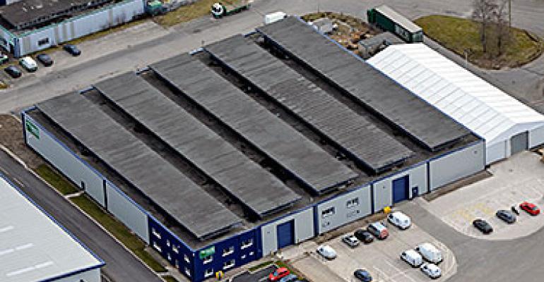 Camfil APC Opens UK Manufacturing Facility