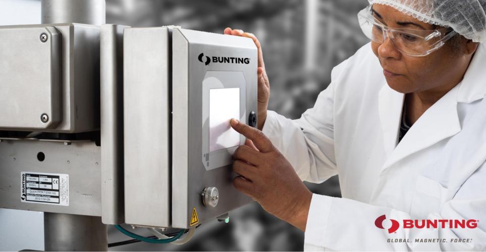 Metal Detectors for Powder and Bulk Processors