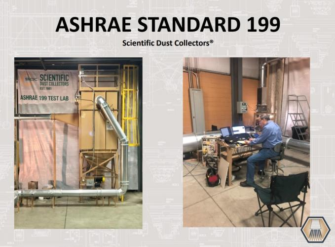 ASHRAE Standard 199 - How and Why it changes from whom you should consider purchasing your next Dust Collector