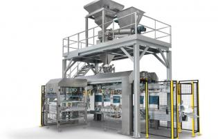 Umbra UPS 1000 bagging machine for powder products