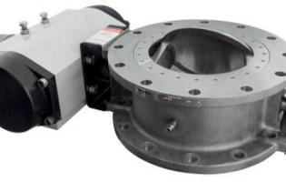 Roto-Disc shut-off valves