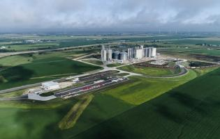 ADM opened the largest flour mill ever erected in North America this week. Image courtesy of ADM