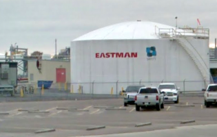 A view of the Eastman Chemical facility in St. Gabriel, LA. Image courtesy of Google Maps