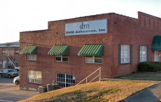 The DHM Adhesives facility in Calhoun, GA. Image courtesy of Google Maps