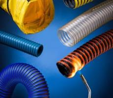 Flexaust's UL94V-0 Rated Hoses