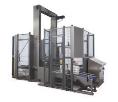 A-B-C Packaging Machine Corp. Model 72AN palletizer