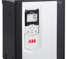 ABB's DC variable speed drives