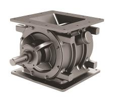 A standard, NFPA-compliant CI Series rotary valve