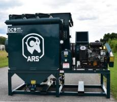 ARS Recycling Systems DC9 portable dust collector
