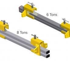 ASGCO Sure Grip conveyor belt clamps