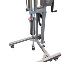 Admix redesigned RS-02 high-shear pilot scale mixer