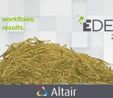 EDEM 2020 allows for faster workflows, and includes new tools for quicker and easier simulation set-up.