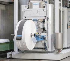 BEUMER fillpac FFS form fill seal system