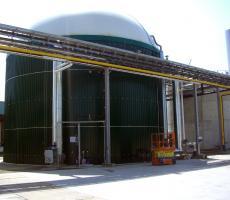 biogas reactor