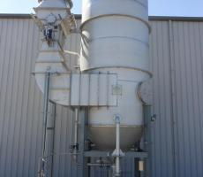 Bionomic Industries Series 7000/8000 integrated scrubber package