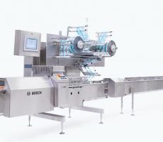 Bosch Packaging Technology Pack 403HE automated horizontal flow wrapper