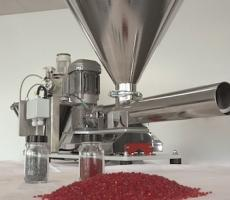 Brabender Technologie DS feeder line for pellets