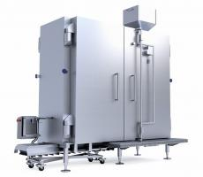 Buhler's Laatu technology reduces microbial contamination in dry goods.