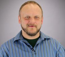 Brian Richardson, Camfil Air Pollution Control
