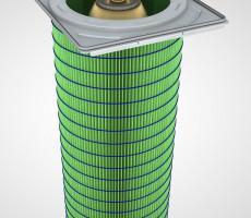 Camfil GCX filter cartridge