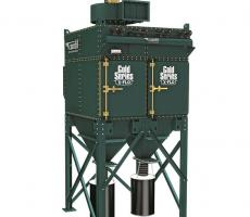 Camfil APC Gold Series X-Flo industrial dust collector