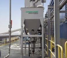 Dynamic Air carbon-pure mercury abatement & processing technology system