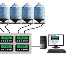 Weight indicators can be located at the tank or bin for basic tank inventory monitoring or DIN-rail mounted in a UL-listed cabinet at tank farms.