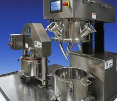 Ross double planetary mixer