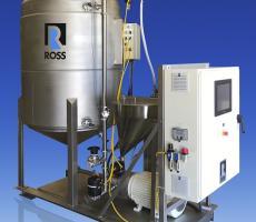 ROSS Model HSM-405SC-25 skid system
