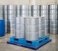 Mettler Toledo PowerDeck with chemical bins