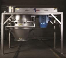 Kason's new 29.5 in. (750 mm) diameter cone mill