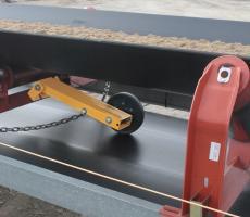 Model BSD belt speed detector