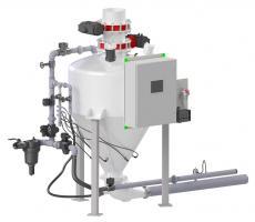 Coperion K-Tron pressure vessel