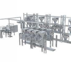 Coperion introduces the Add-A-Lot multi-ingredient handling system.