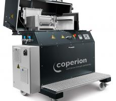 Coperion Pelletizing new generation of strand pelletizers