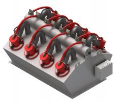 DCL ventilation module