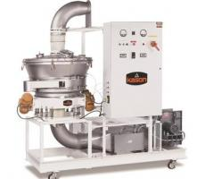 Kason's Vibro-Bed fluid bed agglomerator